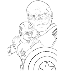 red skull coloring pages red skull coloring pages get coloring pages coloring skull pages red