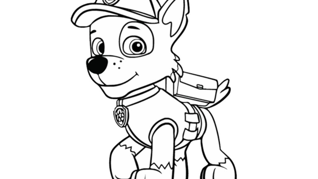 rocky paw patrol paw patrolpaw patrol rocky colouring pages for rocky patrol paw
