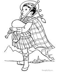 scotland colouring pages 445 best scottish crafts images on pinterest coloring pages scotland colouring
