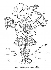 scotland colouring pages lion rampant of scotland coloring online super coloring colouring pages scotland