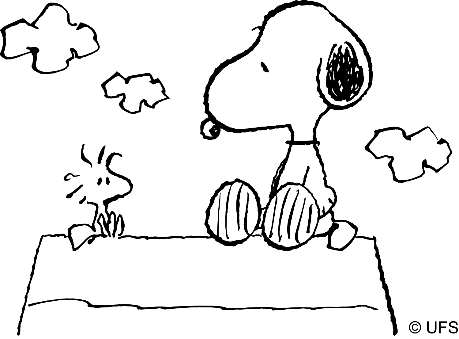 snoopy coloring pages printable snoopy coloring pages for kids cool2bkids pages snoopy coloring