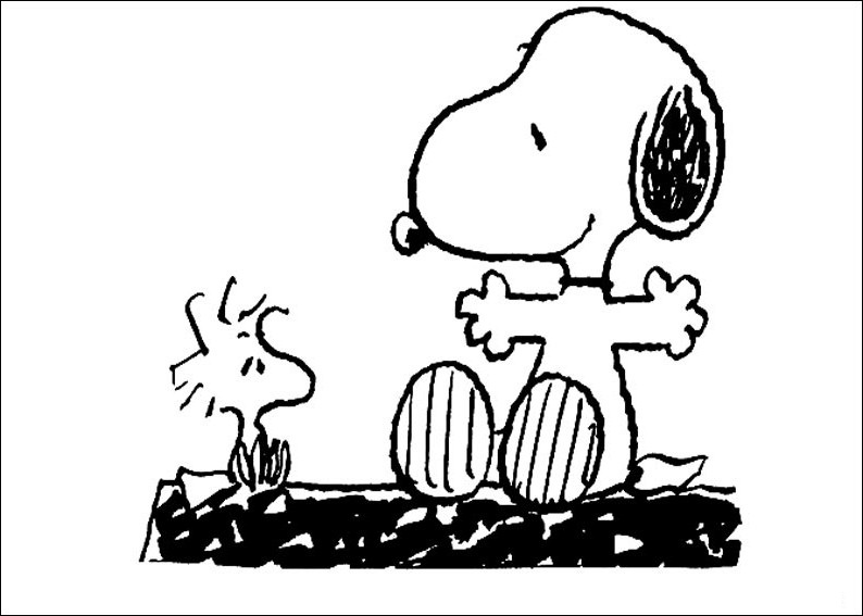 snoopy coloring pages snoopy coloring pages pages coloring snoopy