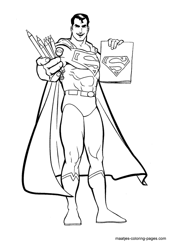 superman color coloring supeman learn to coloring color superman