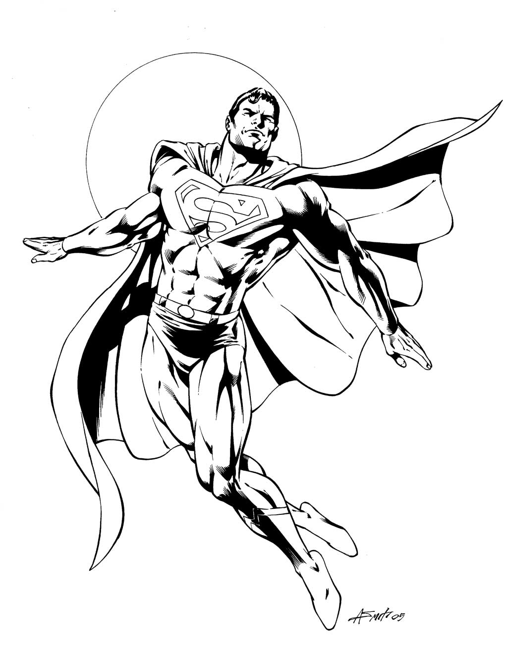 superman color coloring supeman team colors color superman