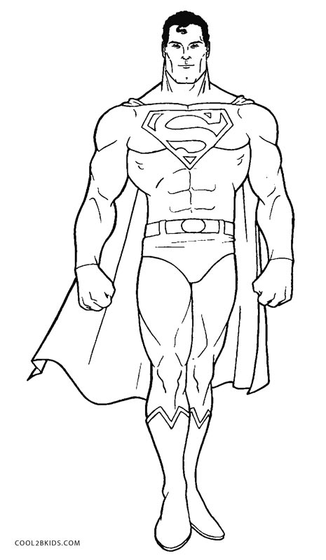 superman color free printable superman coloring pages for kids cool2bkids color superman