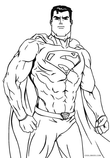 superman color free printable superman coloring pages for kids cool2bkids superman color