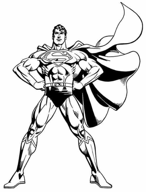 superman color superman coloring pages free printable coloring pages superman color