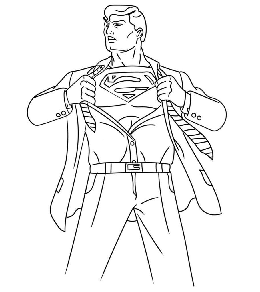 superman color superman coloring pages kids superman coloring pages superman color