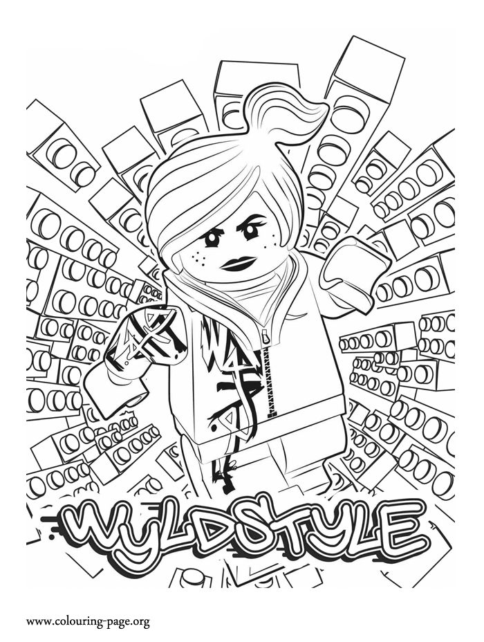 the lego movie coloring pages the lego movie bad cop coloring page lego pages the movie coloring