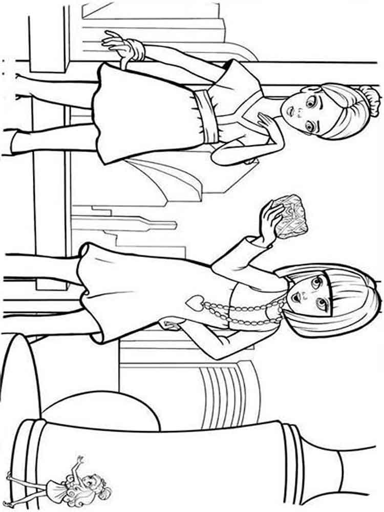 thumbelina coloring pages barbie thumbelina coloring pages free printable barbie thumbelina pages coloring