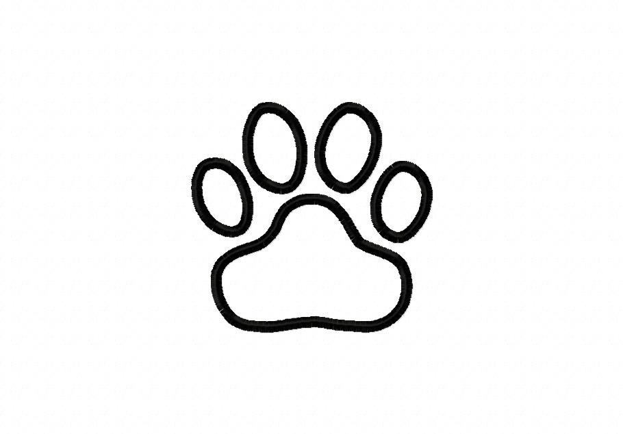 tiger paw coloring page clemson tiger paw print coloring page sketch coloring page paw tiger page coloring