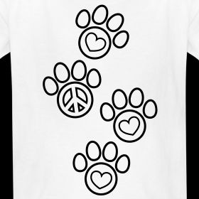 tiger paw coloring page pin by muse printables on printable patterns at page tiger coloring paw