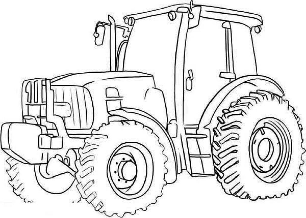 tractor colouring pictures free tractor coloring pages printable transportation tractor colouring pictures