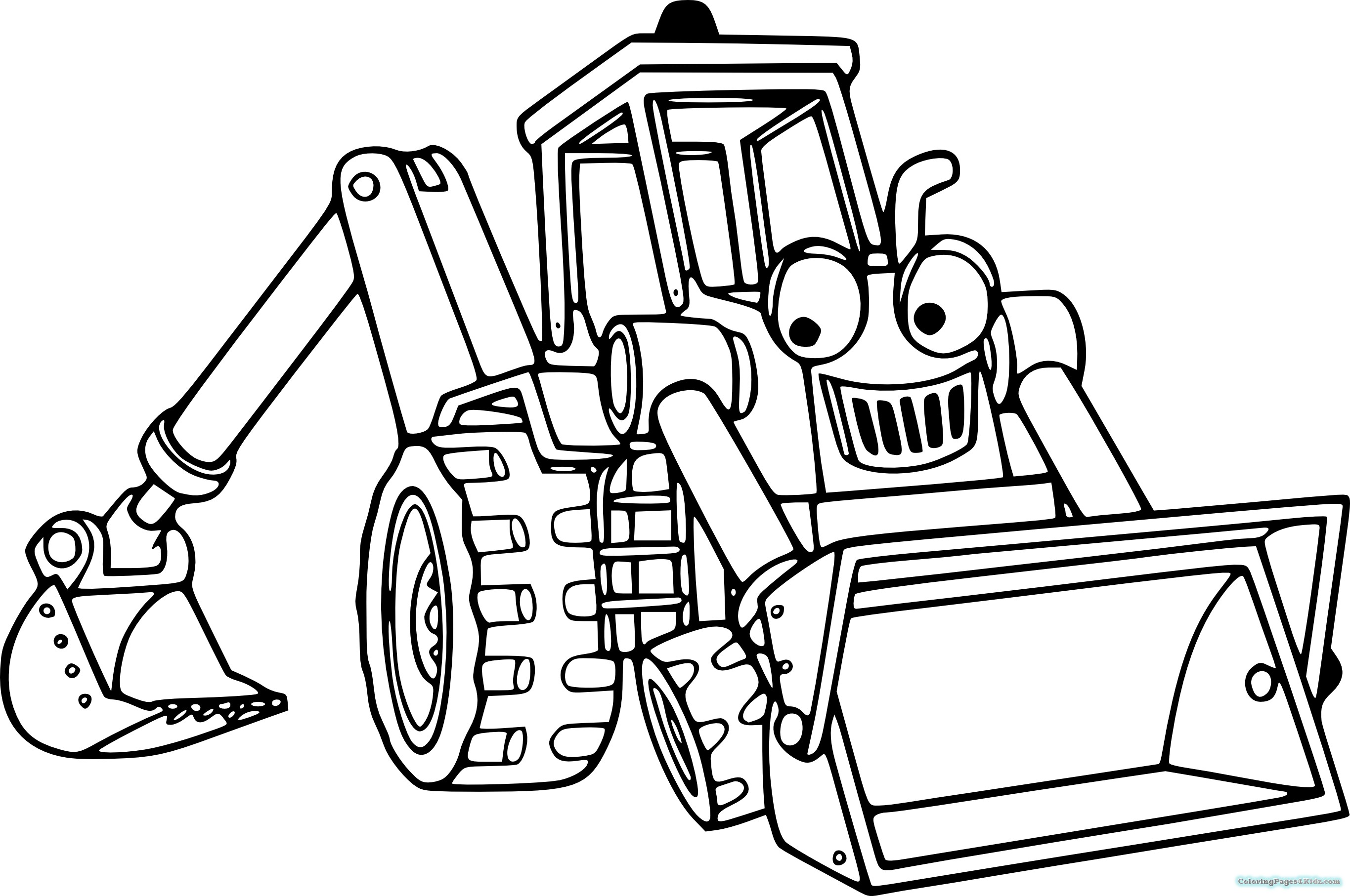tractor colouring pictures johnny tractor free coloring pages coloring pages for kids colouring tractor pictures
