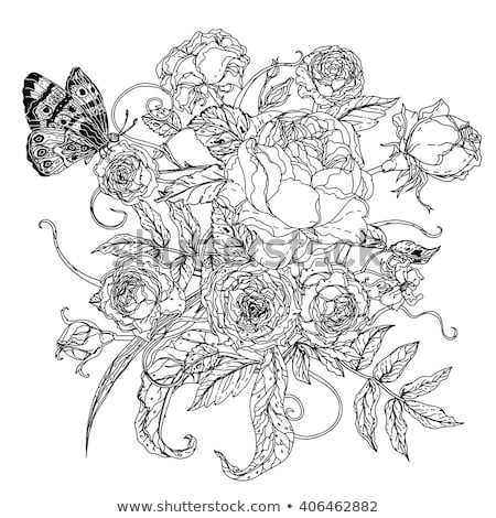 uncoloured pictures of flowers still life with flowers stock vector image 69943157 flowers uncoloured of pictures