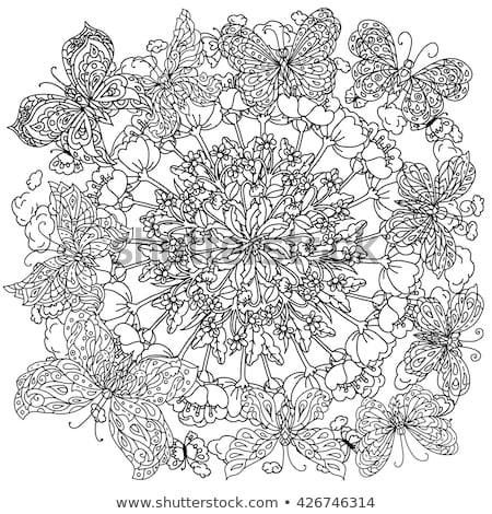 uncoloured pictures of flowers uncolored stock photos images pictures shutterstock flowers pictures uncoloured of