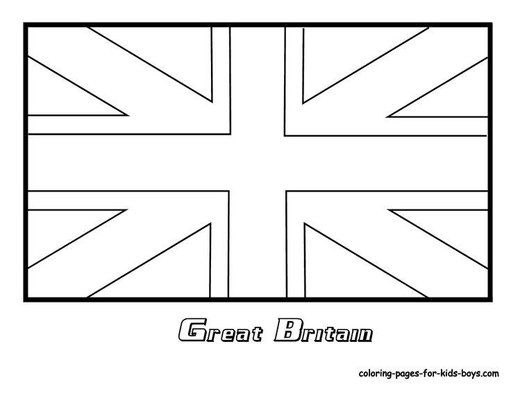 union jack flag to colour british flag coloring page union jack coloring page free union colour flag jack to