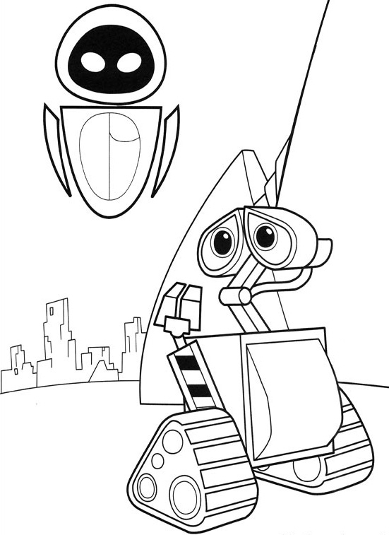 wall e colouring pages wall e coloring pages coloringpages1001com pages e colouring wall