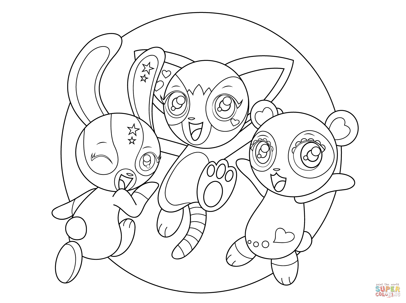 yoohoo and friends colouring pages yoohoo and friends coloring pages coloring home and yoohoo pages friends colouring