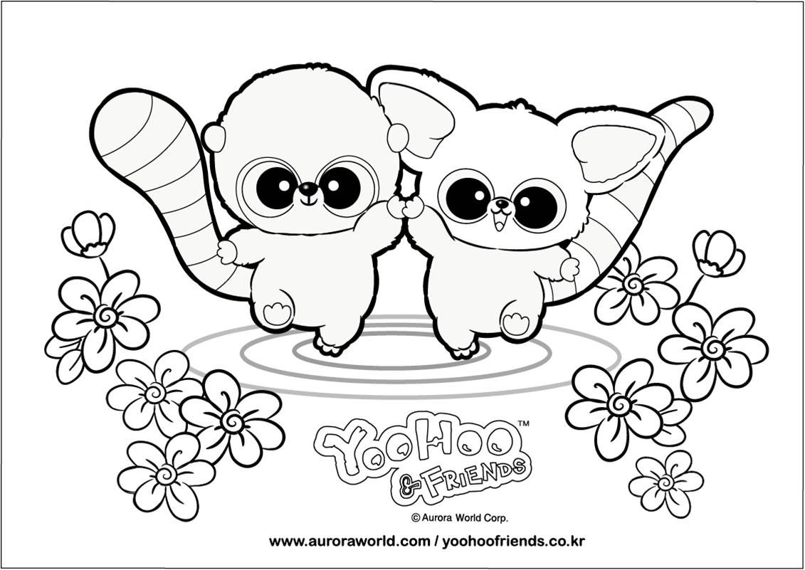 yoohoo and friends colouring pages yoohoo friends ausmalbilder ausmalbilder cute puppies and colouring pages yoohoo friends