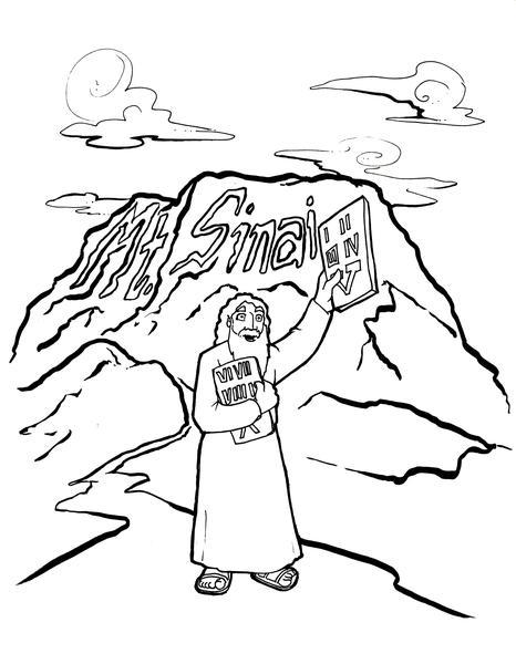 10 commandments coloring page 10 commandments coloring page children39s ministry deals 10 coloring commandments page