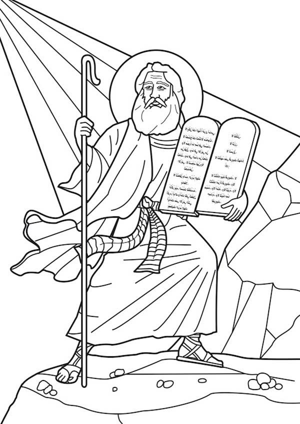 10 commandments coloring page 10 commandments coloring pages kidsuki coloring page commandments 10