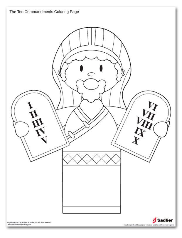 10 commandments coloring page ten commandments coloring page coloring pages for coloring page commandments 10