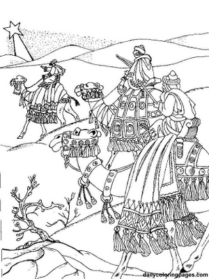 3 wise men coloring three kings day coloring pages los tres reyes magos men wise coloring 3