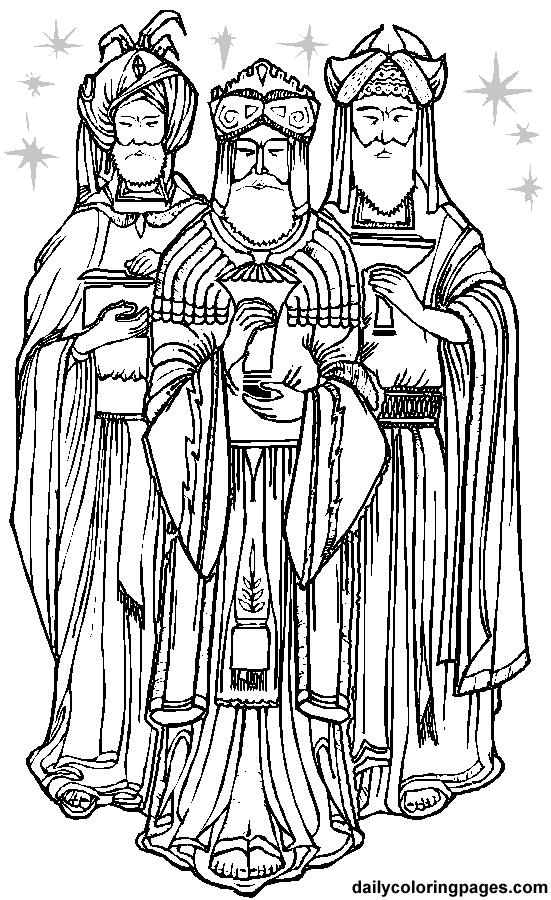 3 wise men coloring three kings magi coloring page nativity coloring pages men coloring wise 3
