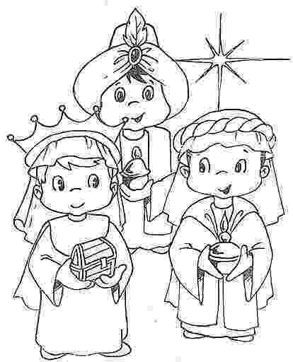 3 wise men coloring three kings printable los tres reyes mago coloring page 3 wise men coloring