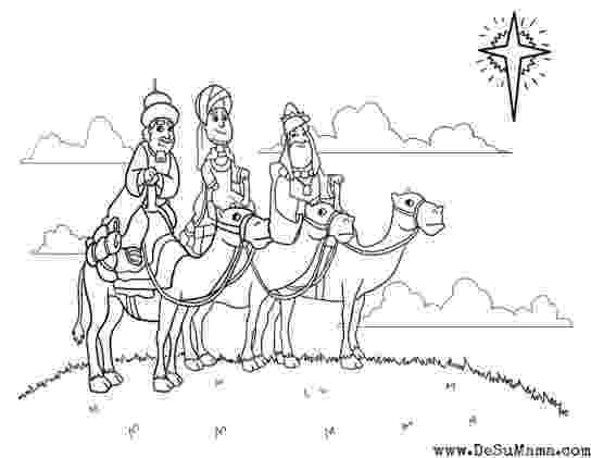 3 wise men coloring three wise men coloring pages getcoloringpagescom 3 wise men coloring