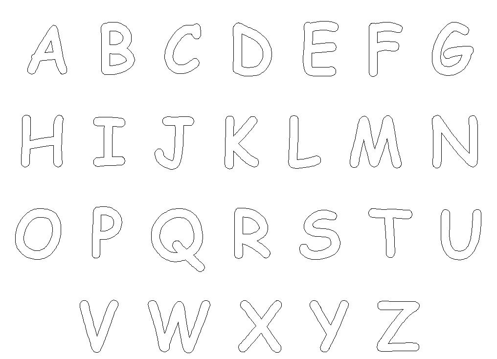 abc letters to color free printable alphabet coloring pages for kids best abc color to letters