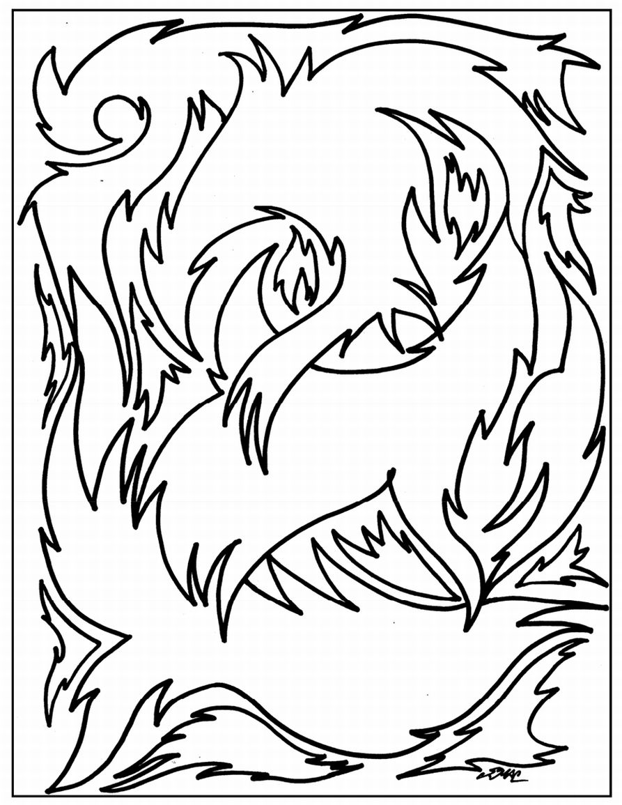 abstract coloring pages for kids abstract coloring pages mr printables pages abstract coloring for kids