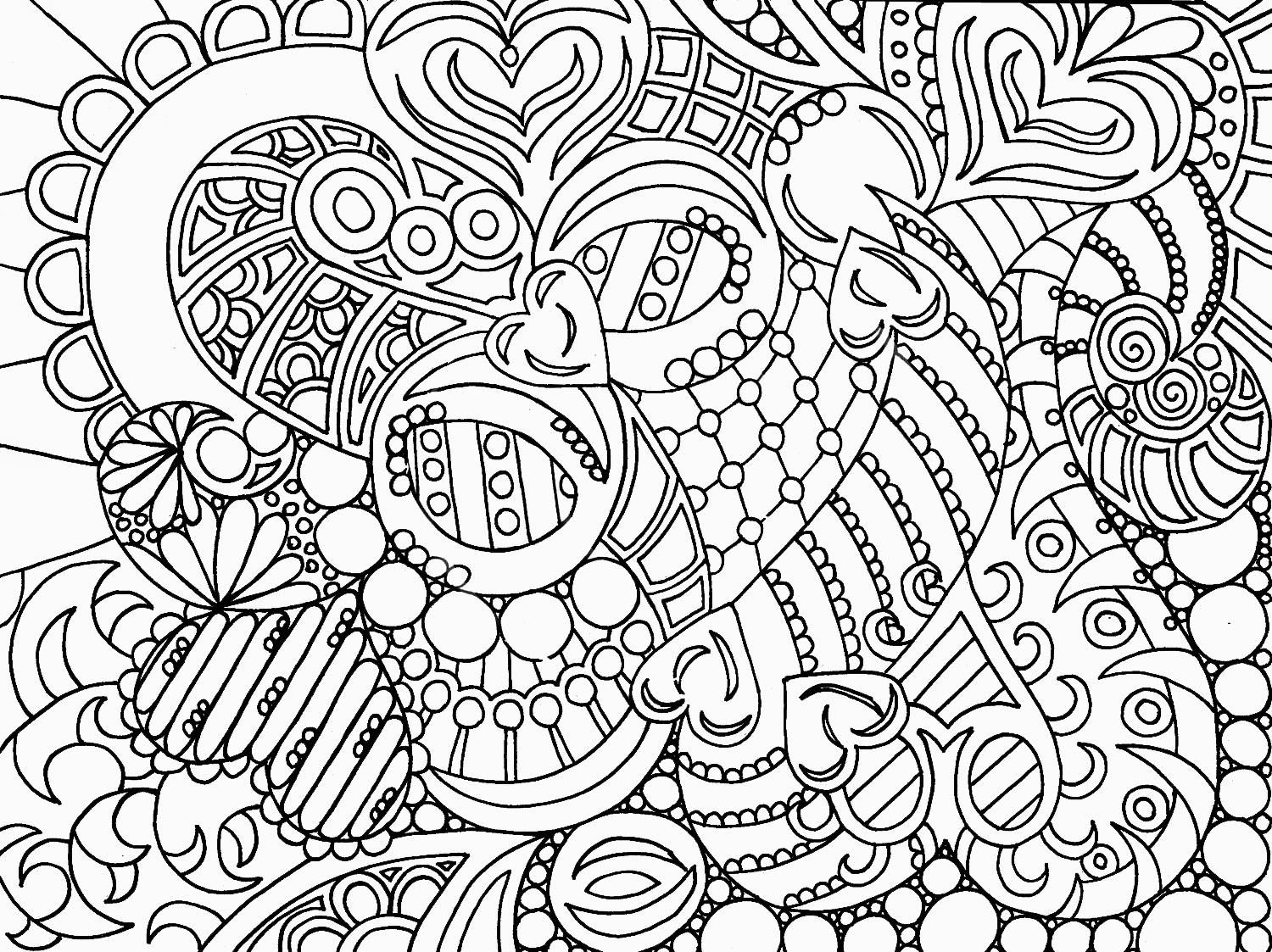 abstract coloring pages for kids free printable abstract coloring pages for adults abstract pages kids for coloring