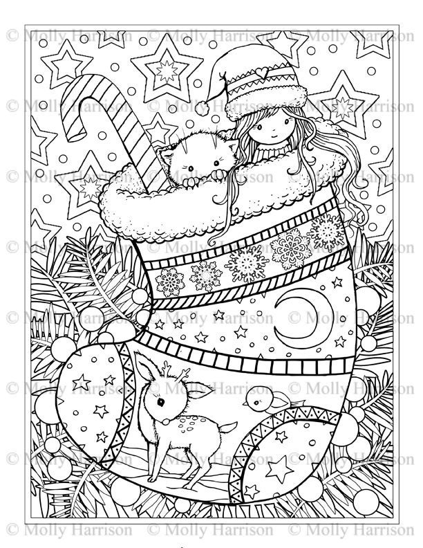 adult christmas coloring pages 43 printable adult coloring pages pdf downloads coloring pages adult christmas