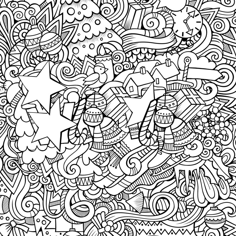 adult christmas coloring pages celestial angel of peace coloring page favecraftscom christmas adult pages coloring