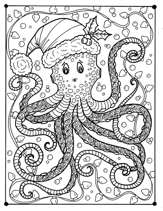 adult christmas coloring pages enchanting candles and night sky christmas coloring page pages christmas adult coloring