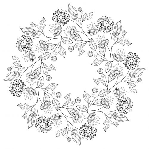 advanced flower coloring pages 29 best images about advanced flower coloring pages on coloring pages flower advanced