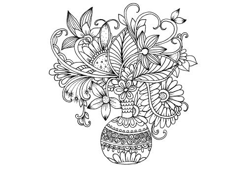 advanced flower coloring pages advanced flower coloring pages 9 advanced flower flower coloring pages advanced