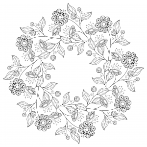 advanced flower coloring pages flowers advanced coloring pages 20 kidspressmagazinecom advanced pages coloring flower