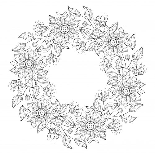 advanced flower coloring pages flowers advanced coloring pages 20 kidspressmagazinecom advanced pages flower coloring