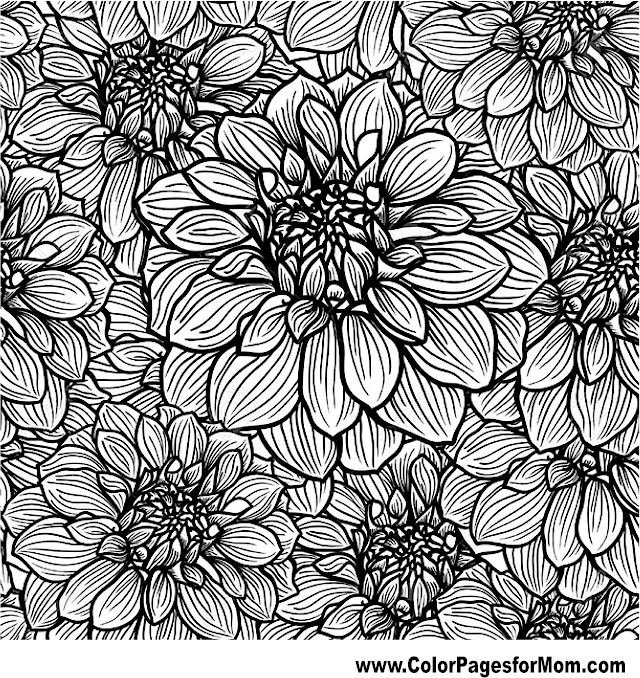 advanced flower coloring pages owl and flowers advanced coloring page for adults printable pages coloring advanced flower