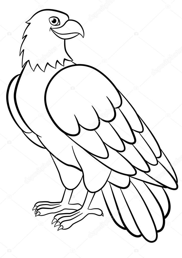 aguila arpia para colorear dibujos de águilas aguila para colorear arpia