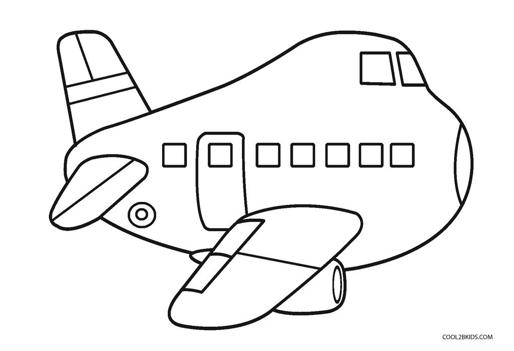 airplane coloring page free printable airplane coloring pages for kids airplane coloring page