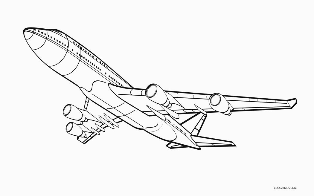 airplane coloring page free printable airplane coloring pages for kids cool2bkids airplane coloring page