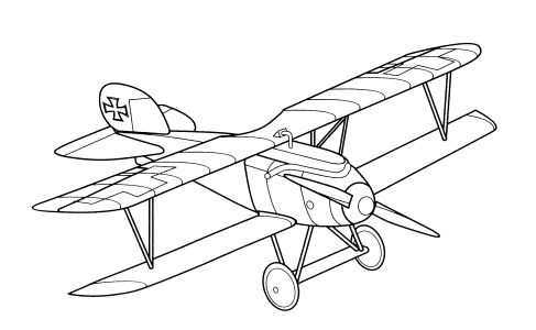 airplane coloring page free printable airplane coloring pages for kids cool2bkids coloring page airplane 1 1