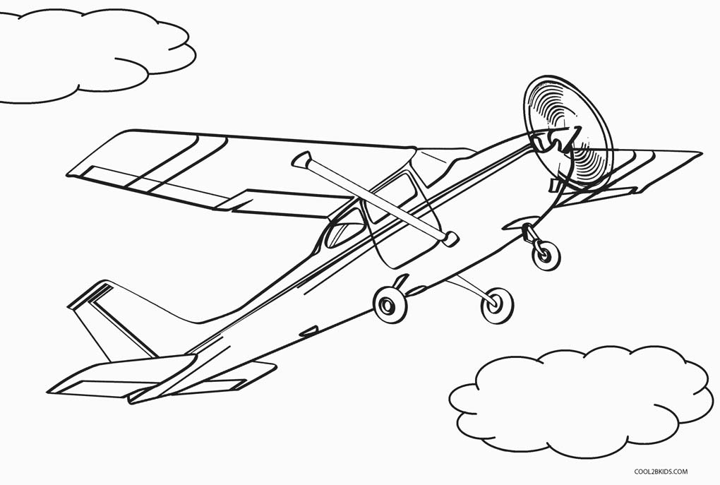 airplane coloring sheets free printable airplane coloring pages for kids cool2bkids sheets coloring airplane 1 1