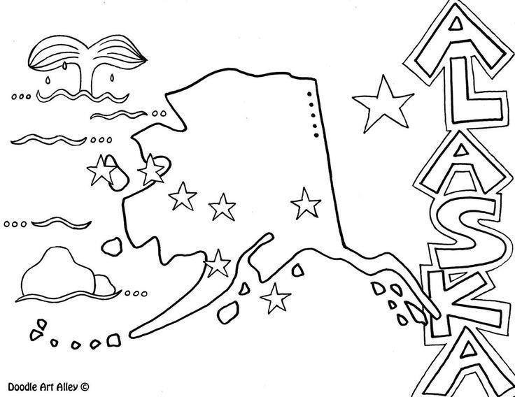 alaska flag coloring page alaska state flag coloring page get coloring pages page coloring flag alaska
