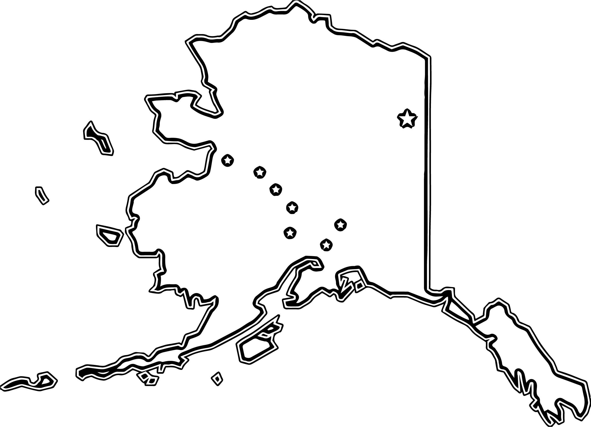 alaska flag coloring page alaska state symbols coloring page free printable page flag coloring alaska