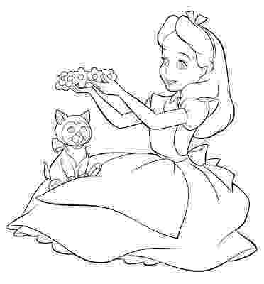 alice in wonderland coloring pages alice in wonderland coloring pages free coloring pages pages alice in wonderland coloring